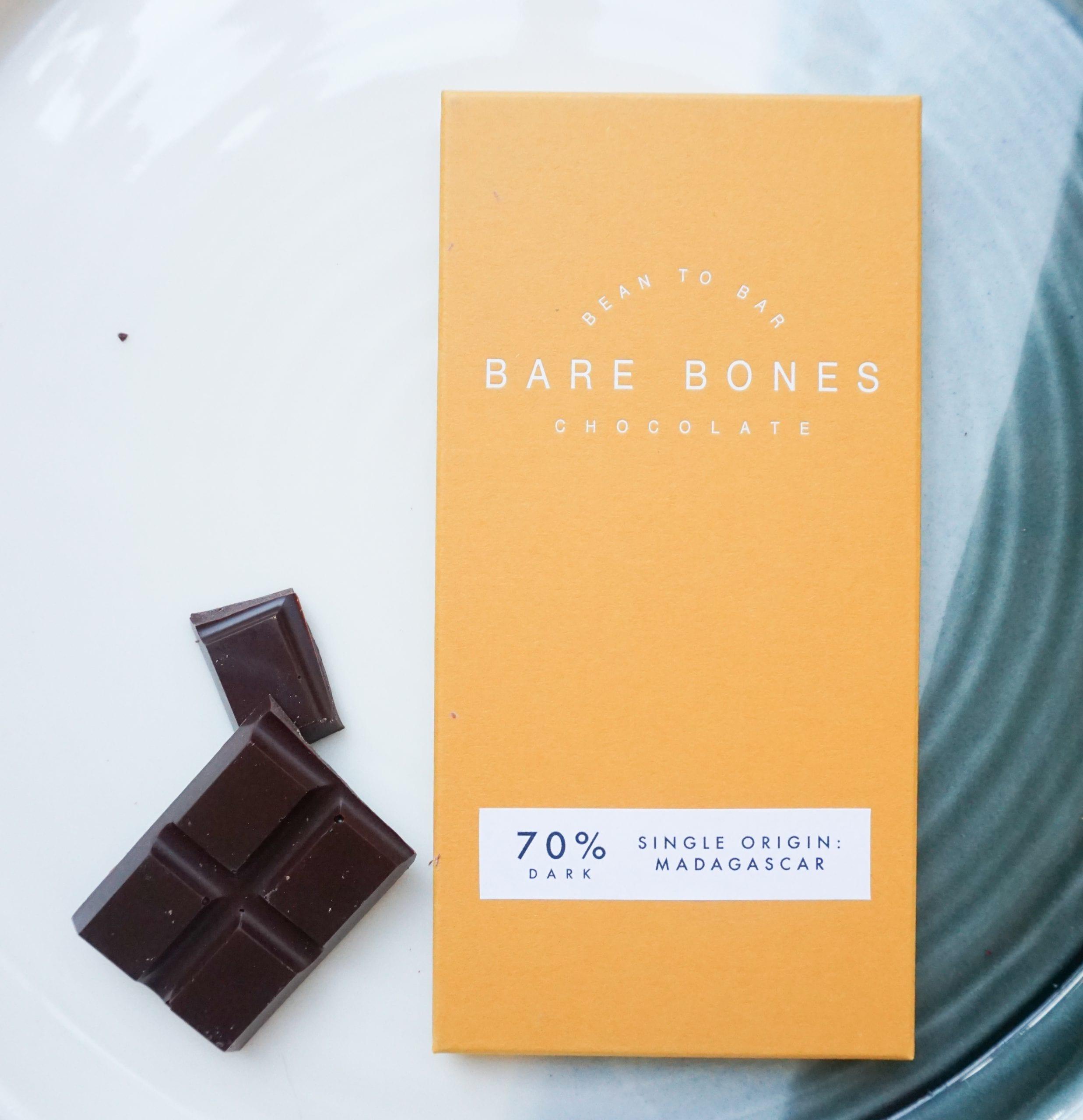 Bare Bones 70% Chocolate